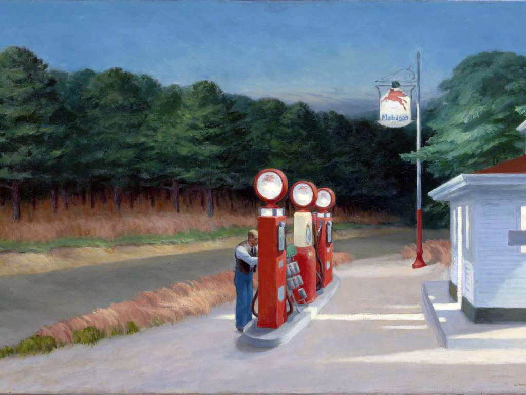 Edward Hopper od A do Z