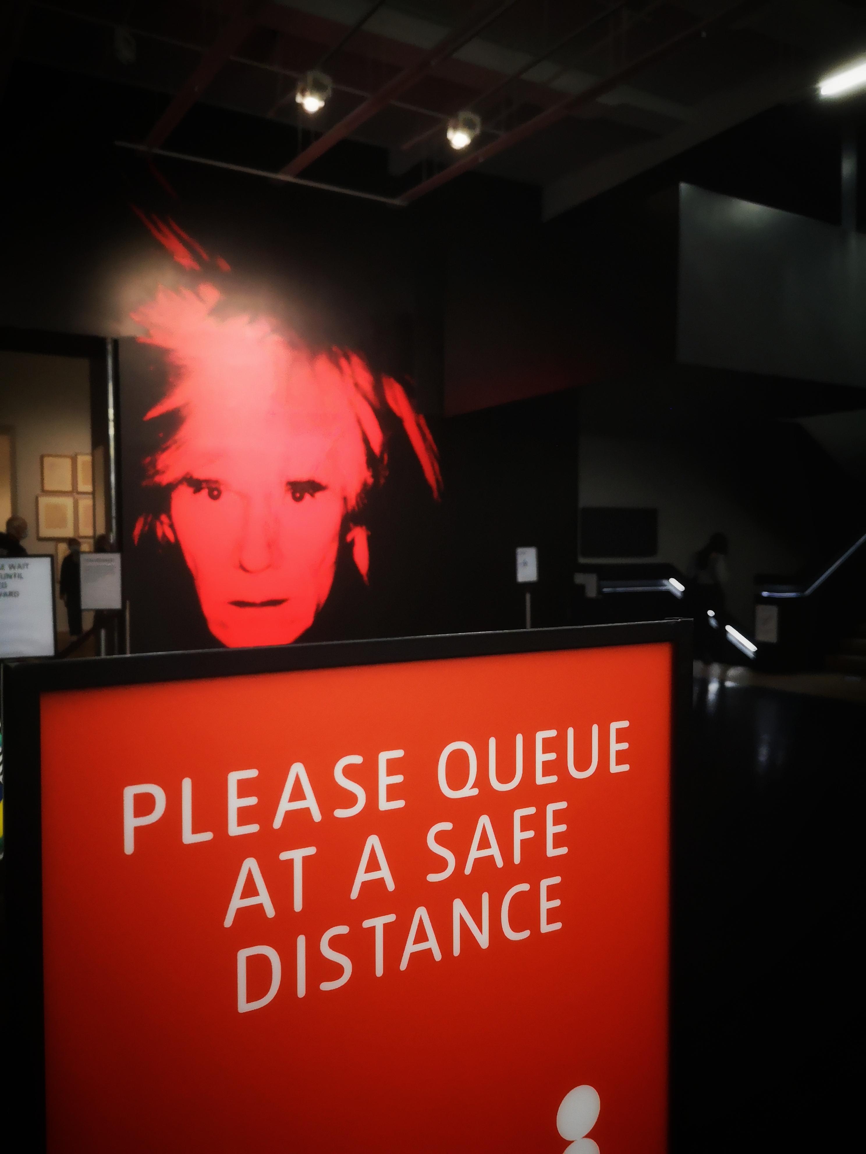 Warhol w Tate