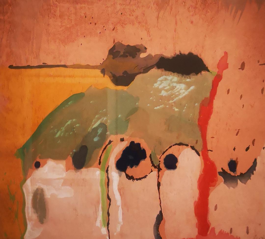 Japoński sen Helen Frankenthaler